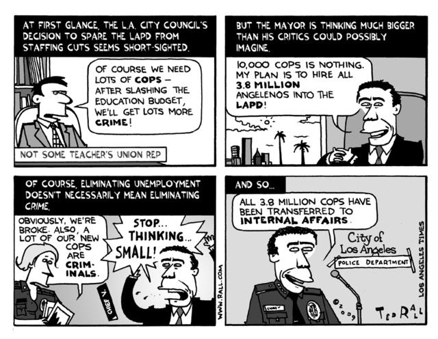 More Cops