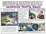 GeorgianTrafficRules