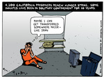 California Prisoner Hunger Strike