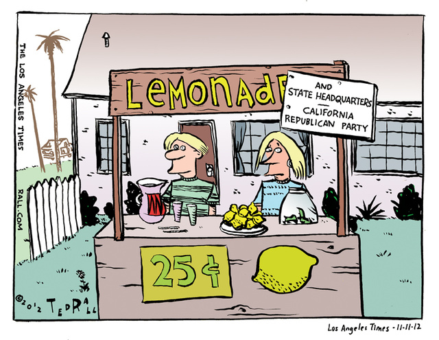 GOP Lemonade Stand