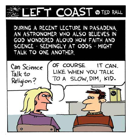 Science v. Faith
