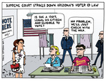 Voter ID Law Struck Down