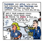 Facebook Apple Egg Storage