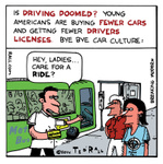 Driving Doomed