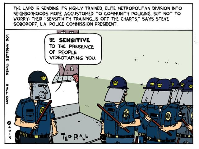 Sensitive LAPD