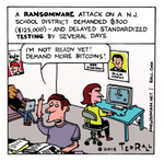 Ransomware School Test