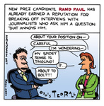 Rand Paul Interviews
