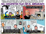Fuel Conservation Plan for D.C. Bureaucrats