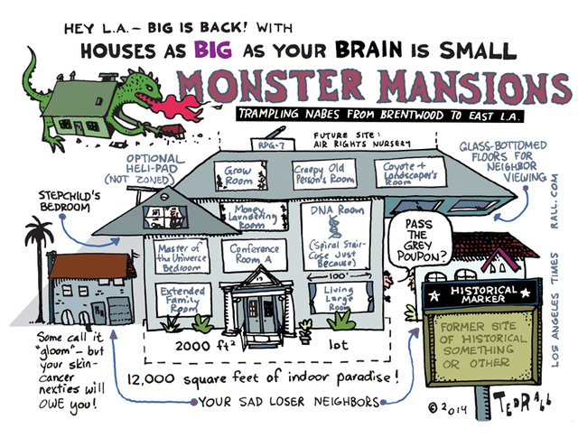 Monster Mansions