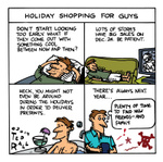 Holiday Shopping for Guys