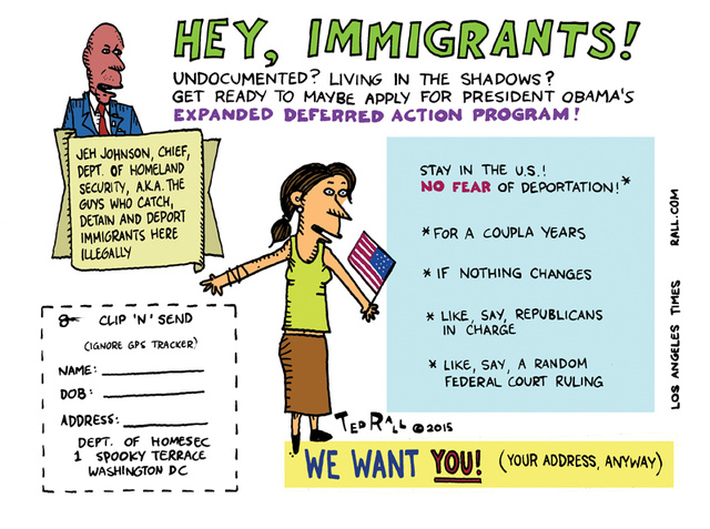 Deferred Action on Immigrants